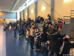 As Andolsheim tournoi en salle 2017 Day one 0