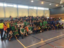 As Andolsheim tournoi en salle 2017 Day one 1