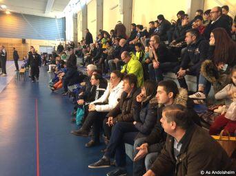 As Andolsheim tournoi en salle 2017 Day one 4