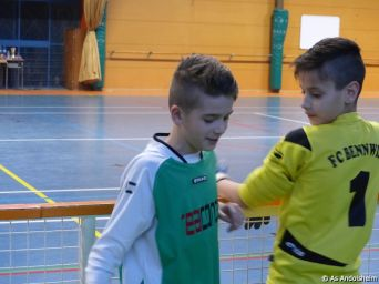 as andolsheim U 11 tournoi en salle AS Wintzenheim 20