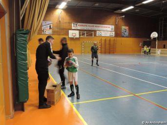 as andolsheim U 11 tournoi en salle AS Wintzenheim 24