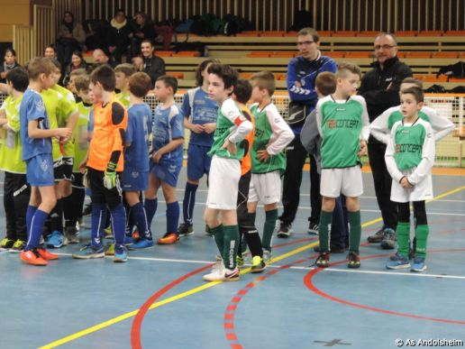 as andolsheim U 11 tournoi en salle AS Wintzenheim 28