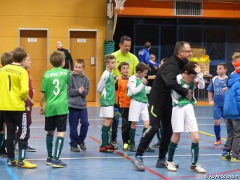as andolsheim U 11 tournoi en salle AS Wintzenheim 5