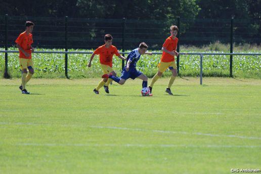 U 17 nationaux Racing Vs SAS Epinal fete du club as andolsheim 00020
