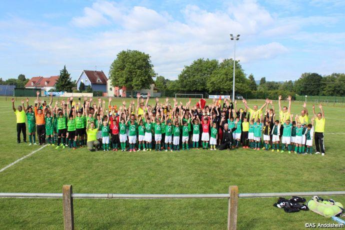 match ecole de Foot AS Andolsheim 70 eme anniversaire 00025