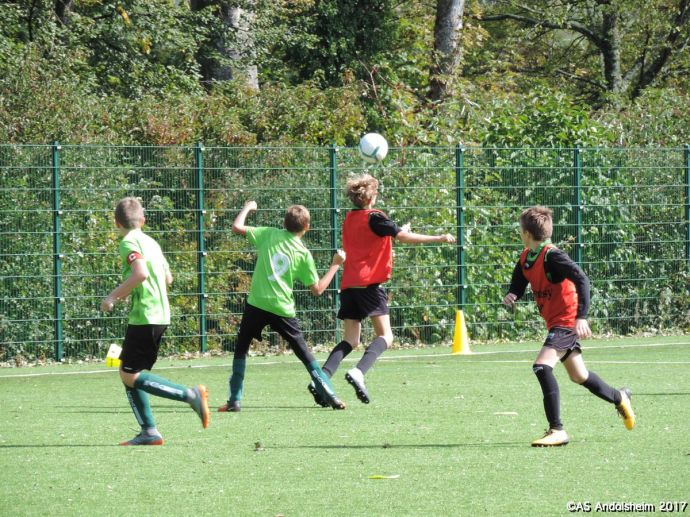 as andolsheim U 13 vs as canton vert 00011