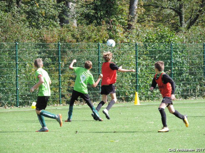 as andolsheim U 13 vs as canton vert 00011