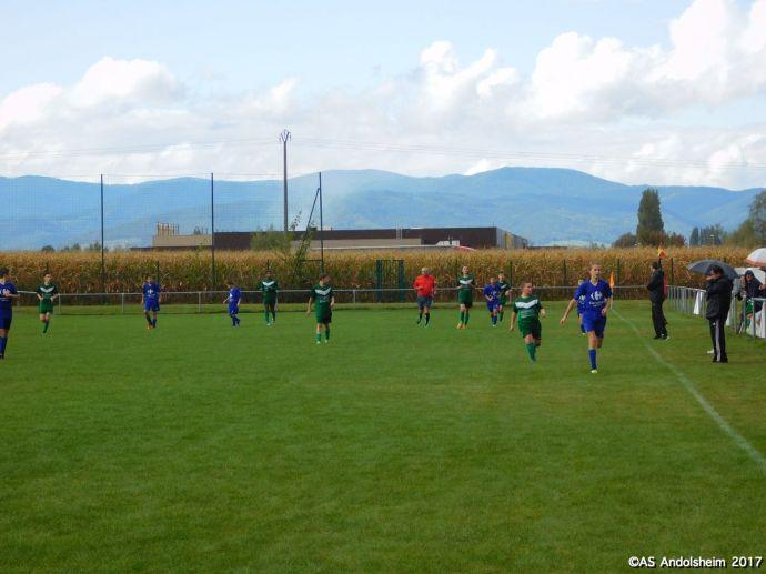 as andolsheim U 15 AS Andolsheim vs AS Turckheim 00000