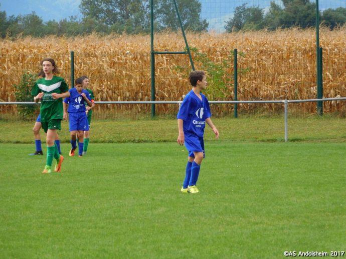 as andolsheim U 15 AS Andolsheim vs AS Turckheim 00011