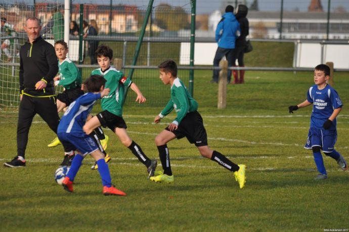 AS Andolsheim 1 U 11 VS FC Horbourg 3 00011