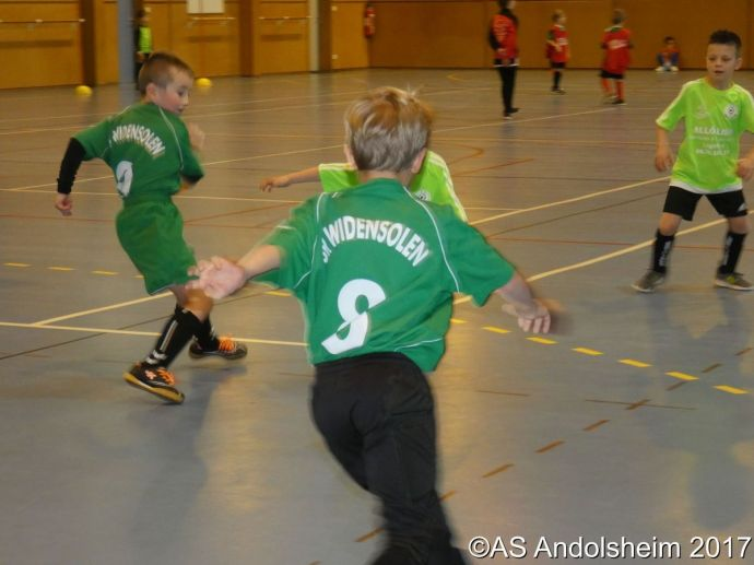 AS Andolsheim Tournoi en salle Pichounes Débutants 2018 00011