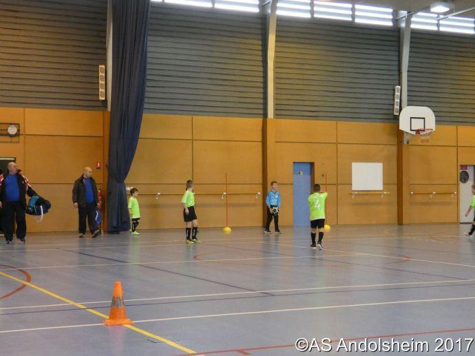 AS Andolsheim Tournoi en salle Pichounes Débutants 2018 00022
