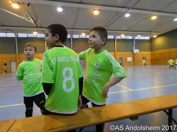 AS Andolsheim Tournoi en salle Pichounes Débutants 2018 00033