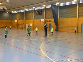 AS Andolsheim Tournoi en salle Pichounes Débutants 2018 00037