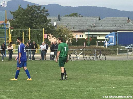 AS ANDOLSHEIM SENIORS 3 VS FC Niedergerheim 2018 00011