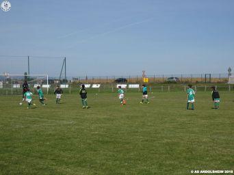 as andolsheim U 11 rentrée du foot 2018 00019