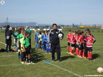 as andolsheim U 11 rentrée du foot 2018 00021