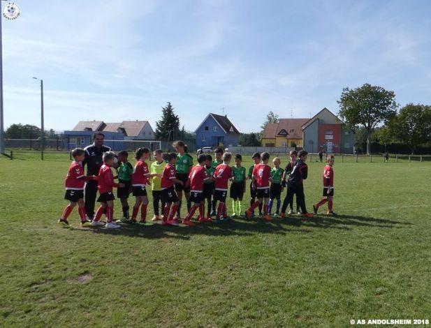 as andolsheim U 11 rentrée du foot 2018 00025