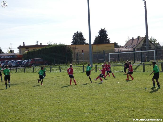 as andolsheim U 11 rentrée du foot 2018 00036