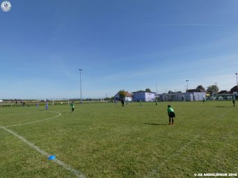 as andolsheim U 11 rentrée du foot 2018 00041