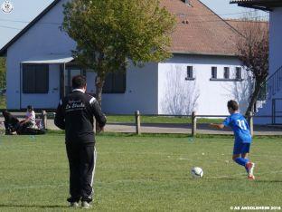 as andolsheim U 11 rentrée du foot 2018 00042