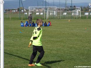 as andolsheim U 11 rentrée du foot 2018 00043