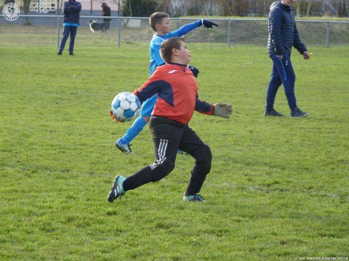 U 11 B Vs FC Niederhergheim 011218 00011