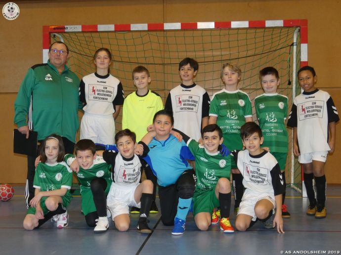 U 11 AS Andolsheim tournoi Futsal Horbourg 2019 00008