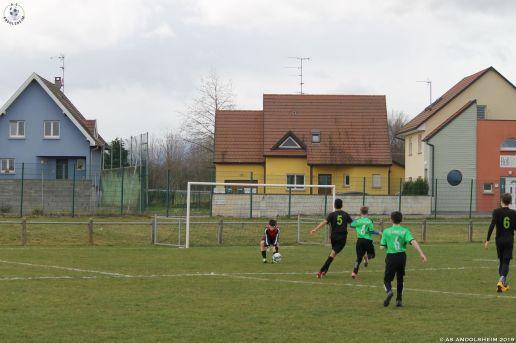 as andolsheim U 13 B VS Colmar unifié 2019 00015