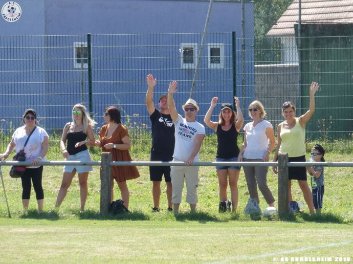 AS Andolsheim U 11 Amical vs FC Horbourg 310819 00011