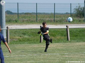AS Andolsheim U 11 Amical vs FC Horbourg 310819 00013