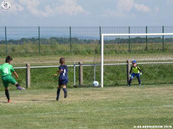AS Andolsheim U 11 Amical vs FC Horbourg 310819 00017