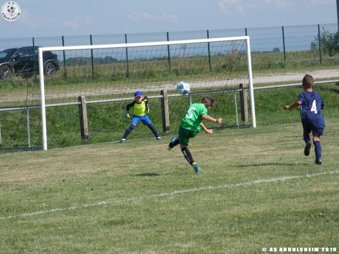 AS Andolsheim U 11 Amical vs FC Horbourg 310819 00033