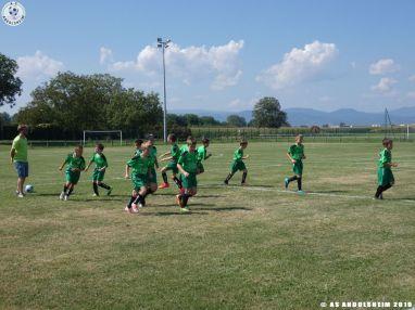 AS Andolsheim U 11 Amical vs FC Horbourg 310819 00038