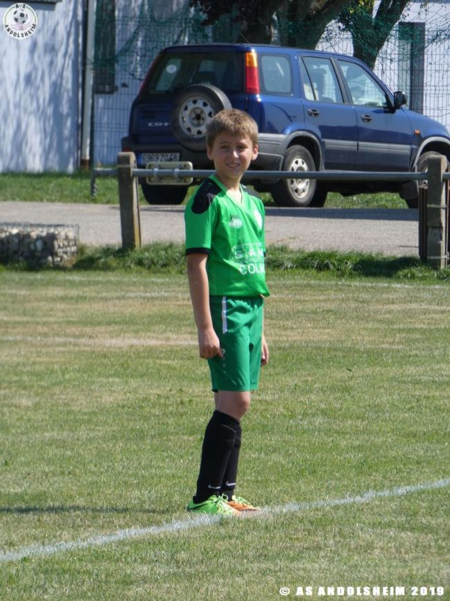 AS Andolsheim U 11 Amical vs FC Horbourg 310819 00039