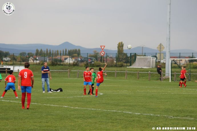 AS Andolsheim 2 eme tour de coupe nationale U 13 00055