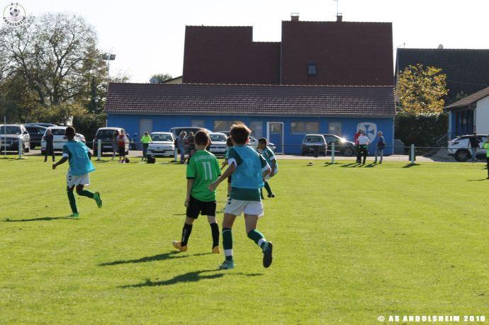 AS Andolsheim 3 eme Tour Coupe Nationale U13 vs Colmar S.R. 00000