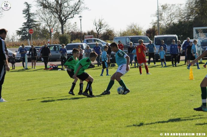 AS Andolsheim 3 eme Tour Coupe Nationale U13 vs Colmar S.R. 00022