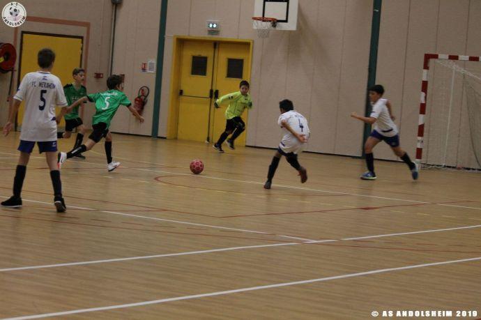 AS Andolsheim criterium U 13 1 er Tour Futsal 00041