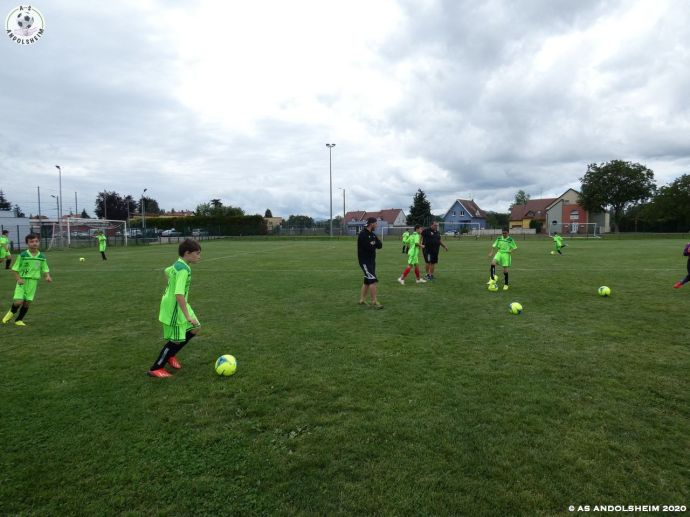 AS Andolsheim U 13 Amical ASA 1 Vs ASA 2 29082020 00011