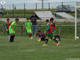 AS Andolsheim U 13 Amical ASA 1 Vs ASA 2 29082020 00012