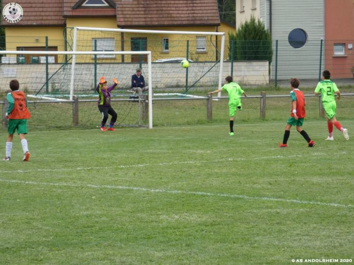 AS Andolsheim U 13 Amical ASA 1 Vs ASA 2 29082020 00039