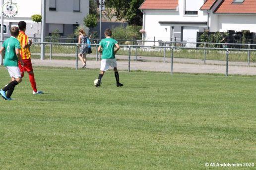 AS Andolsheim U 15 Amical Vs RHW 96 00032
