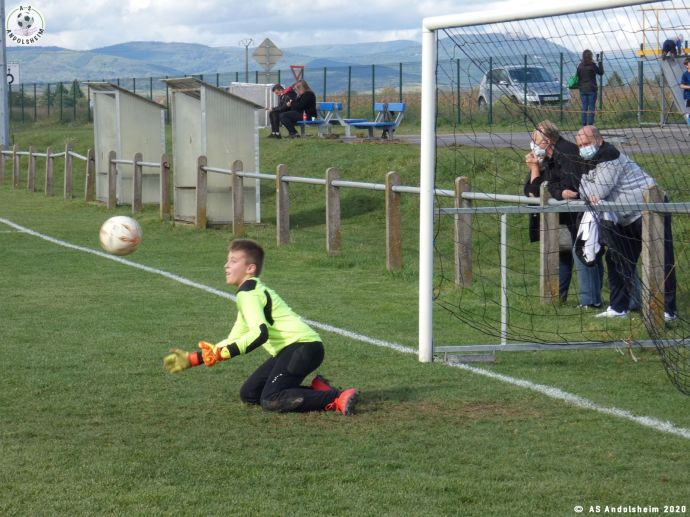 AS Andolsheim U 13 1 Coupe vs FC Grussenheim 10102020 00020