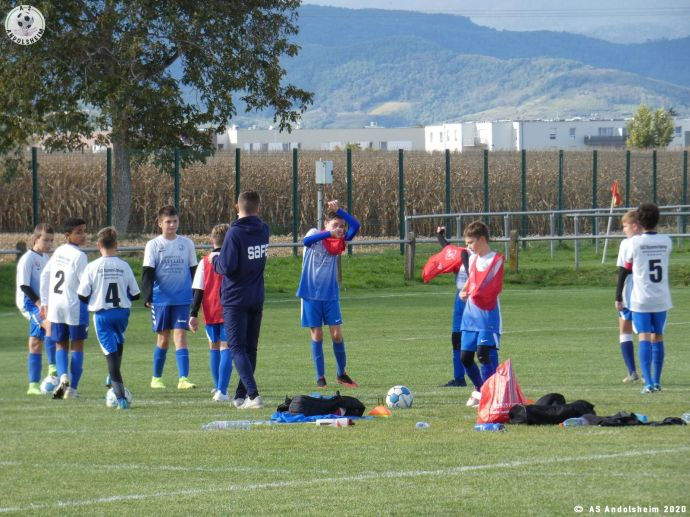 AS Andolsheim U 13 1 Coupe vs FC Grussenheim 10102020 00023