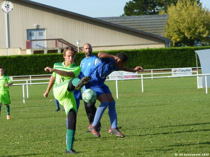 AS Andolsheim U 13 VS FC Horbourg Wihr 30092020 00011