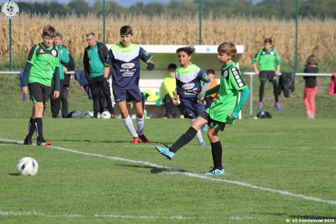 AS Andolsheim U 15 amical vs FC Morschwiller 10102020 00000