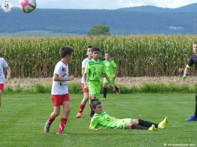 AS Andolsheim Coupe U 13 Vs FC Oberhergheim 11092021 00033