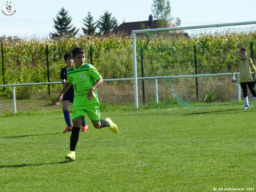 AS Andolsheim U 13 Vs FC St Croix en Paline 18092021 00021