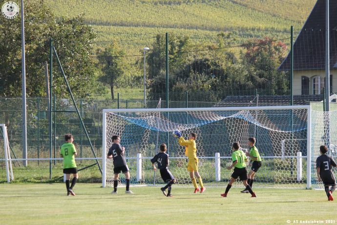 AS Andolsheim U15 Coupe Credit Mutuel Vs AS Vallee Noble 09102021 00011